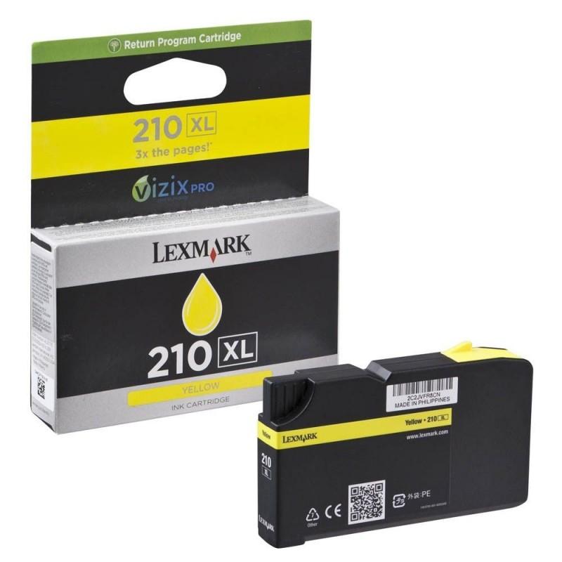Lexmark N210 Y XL
