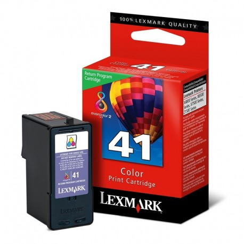 Lexmark N41 Cor