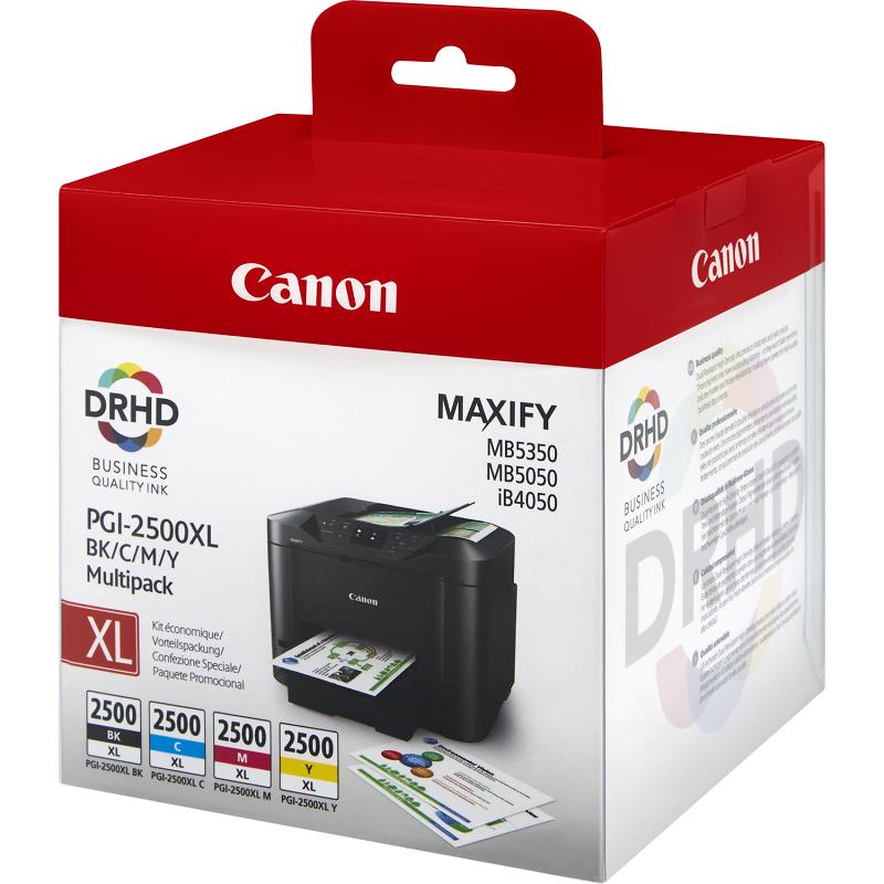 Canon PGI2500 Pack XL